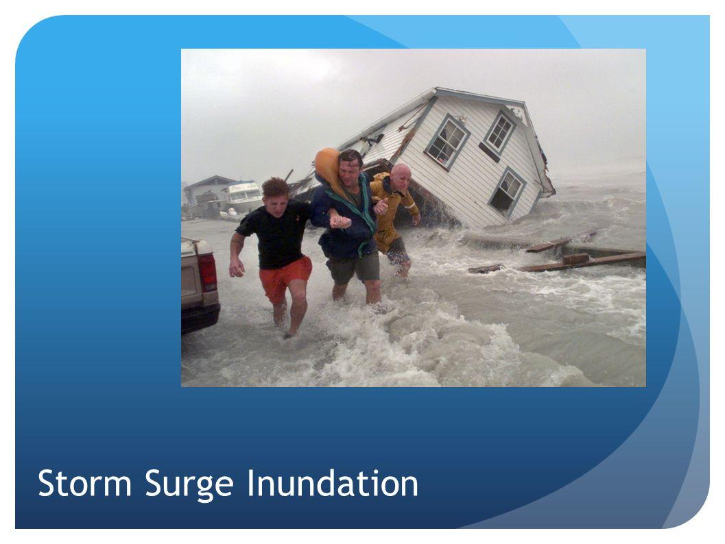 Storm Surge Inundation