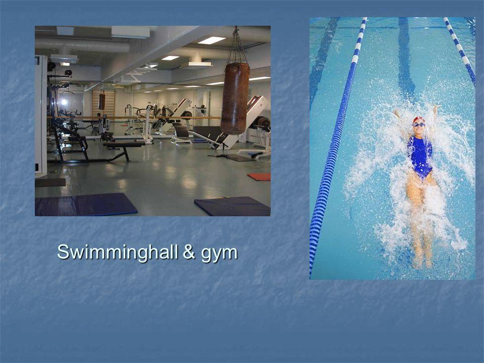 Swimminghall & gym