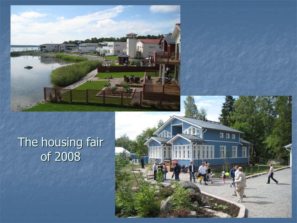 The housing fair of 2008