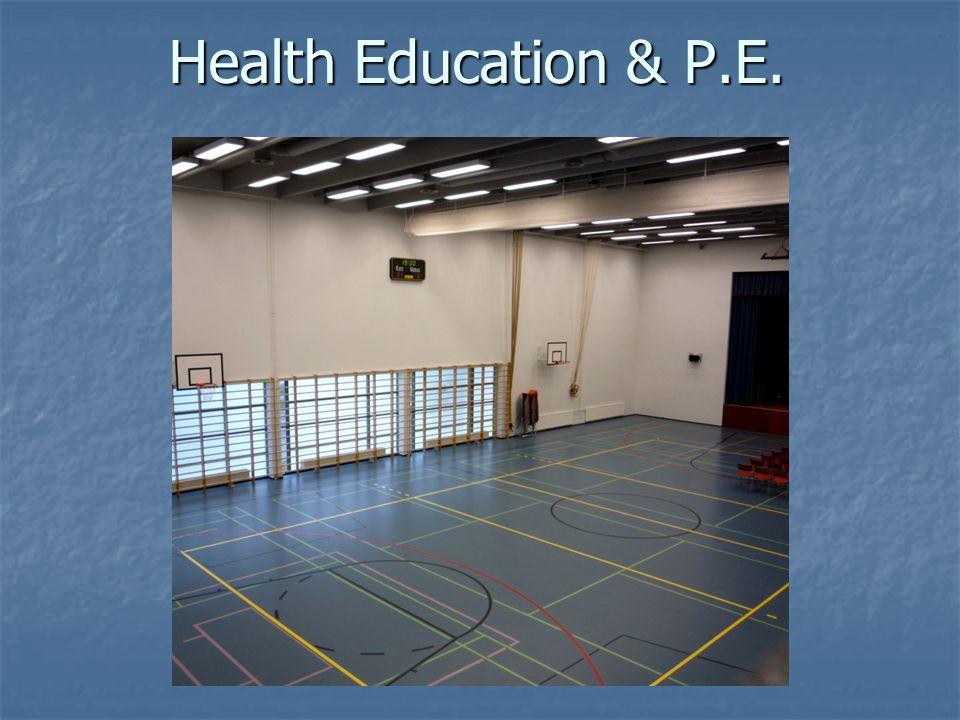 Health Education & P.E.