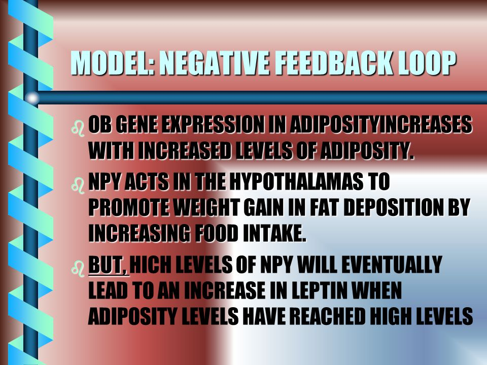 NEURONS TO BE UNRESPONSIVE TO LEPTIN, THUS LEPTIN'S AFFECT N OB/OB MICE WAS NOT DUE TO A NONSPECIFIC OR TOXIC AFFECT.