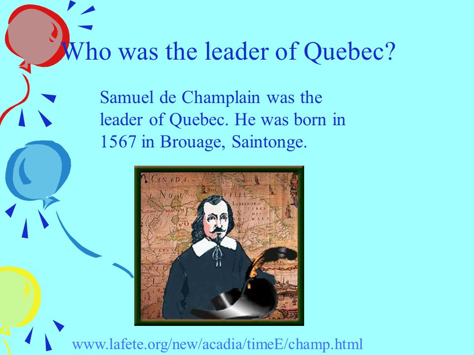 Interesting Facts 1)After the American Revolution, lots of British Loyalists came to settle in Quebec 2) By the Constitutional Act of 1791, the British separated Quebec into lower and upper Canada.
