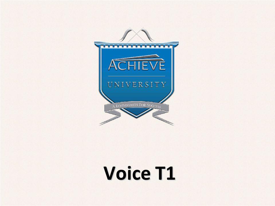 Voice T1