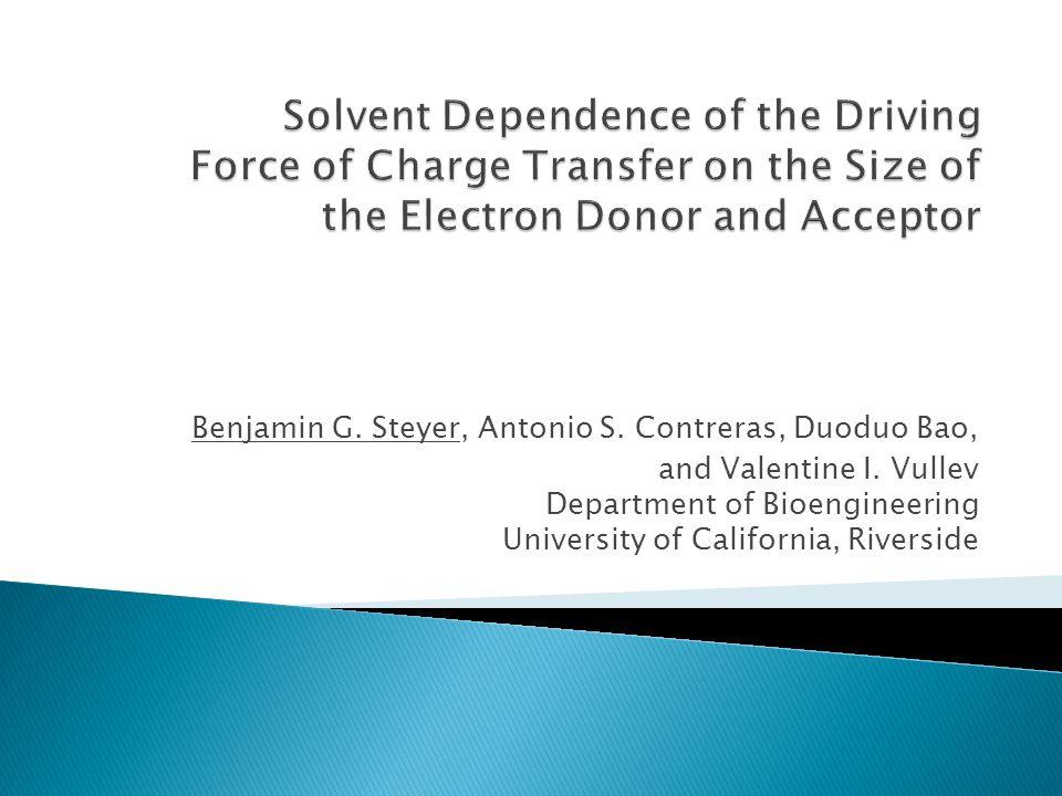 Benjamin G. Steyer, Antonio S. Contreras, Duoduo Bao, and Valentine I.
