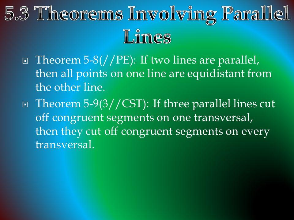  Theorem 5-10(C.