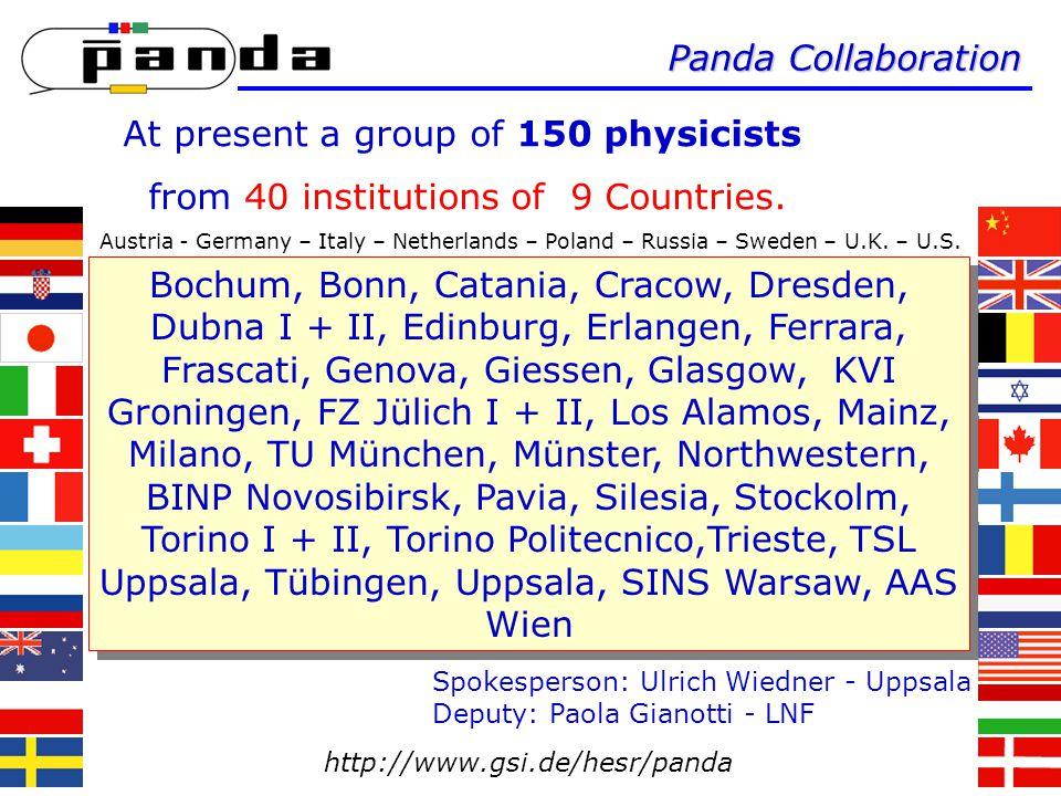 11. 9. 2003Bernd Lewandowski - Ruhr-Universität Bochum - SCINT 200333 Appendix