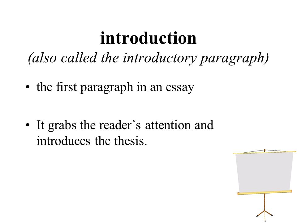 multi paragraph essay terminology english essay a piece of  3 introduction also called the introductory paragraph the first paragraph in an essay it grabs the reader s attention and introduces the thesis