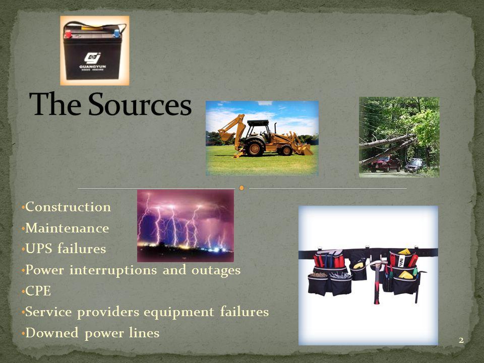 Radio CAD Telephone; GIS; ANI/ALI Recording UPS Generator Power 3