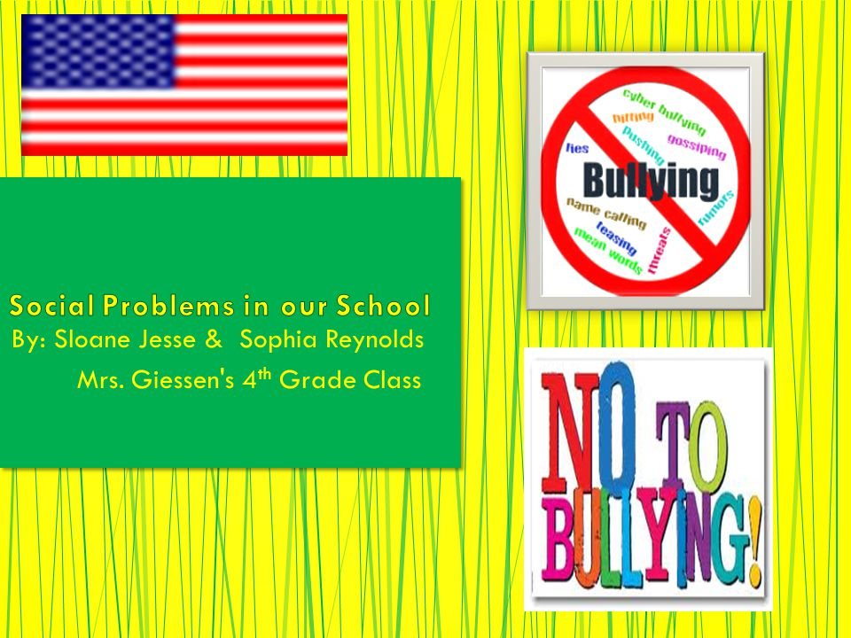 By: Sloane Jesse & Sophia Reynolds Mrs. Giessen s 4 th Grade Class