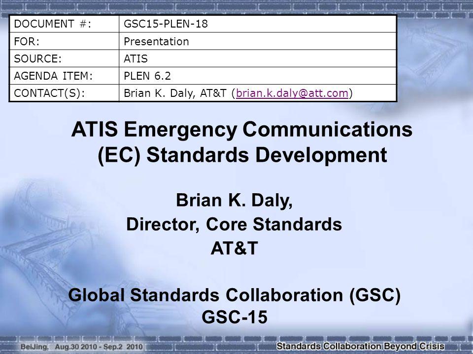 2 Highlights (1) Geneva, 13-16 July 2009 General EC TypesN.