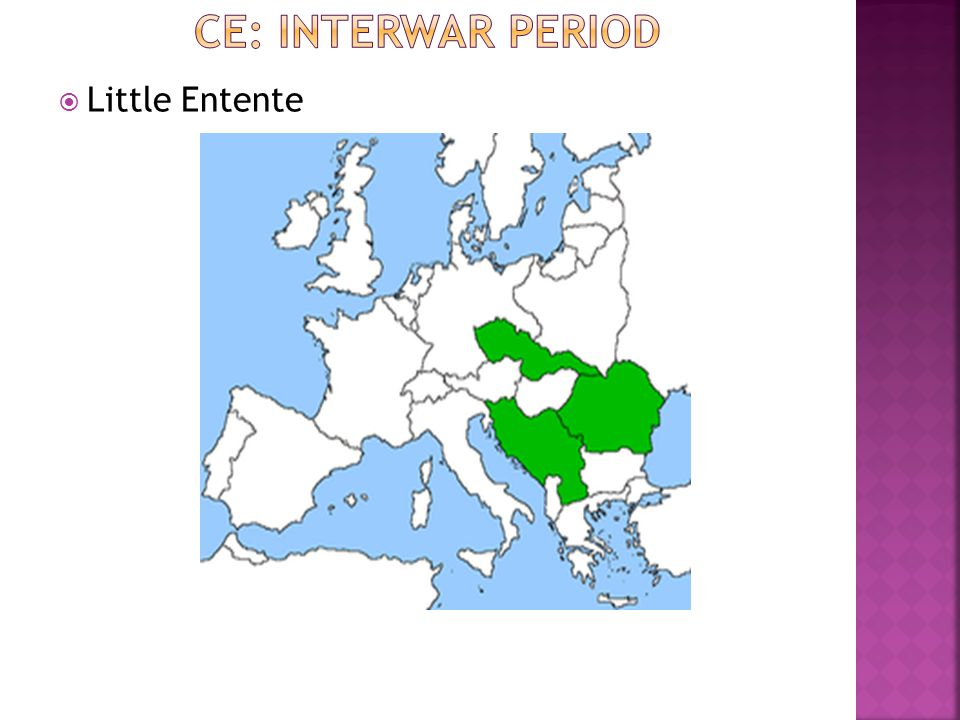  Little Entente