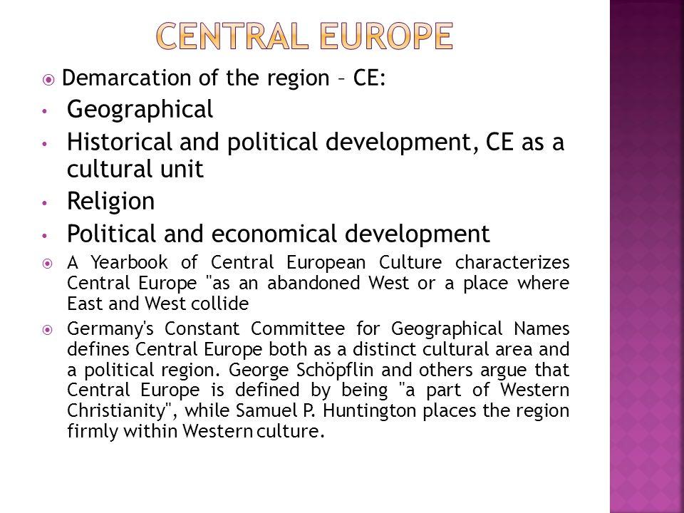  As a part of the Eastern Bloc – East Germany, Poland, Czechoslovakia and Hungary  E.