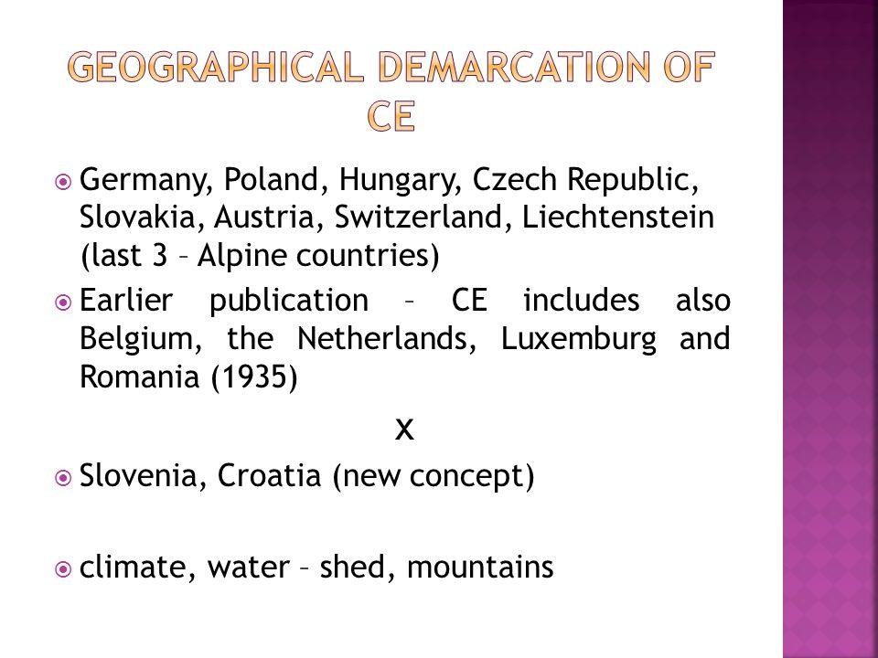  Jindra, Z.: Der Plan der deutschen Hegemonie in Mitteleuropa, in: Beiträge zur neuesten Geschichte der mitteleuropäischen Völker, Praha 1960, s.