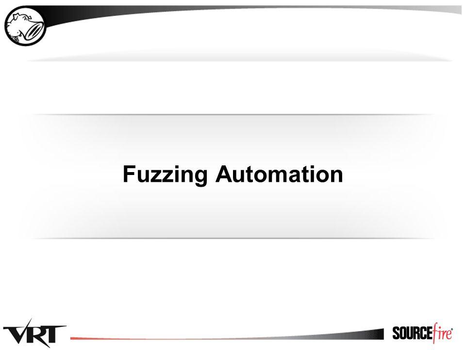 33 Fuzzing Automation
