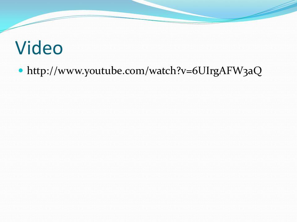Video http://www.youtube.com/watch?v=6UIrgAFW3aQ