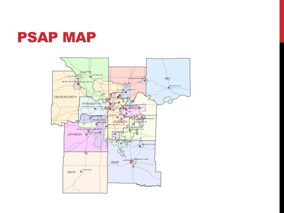 PSAP MAP