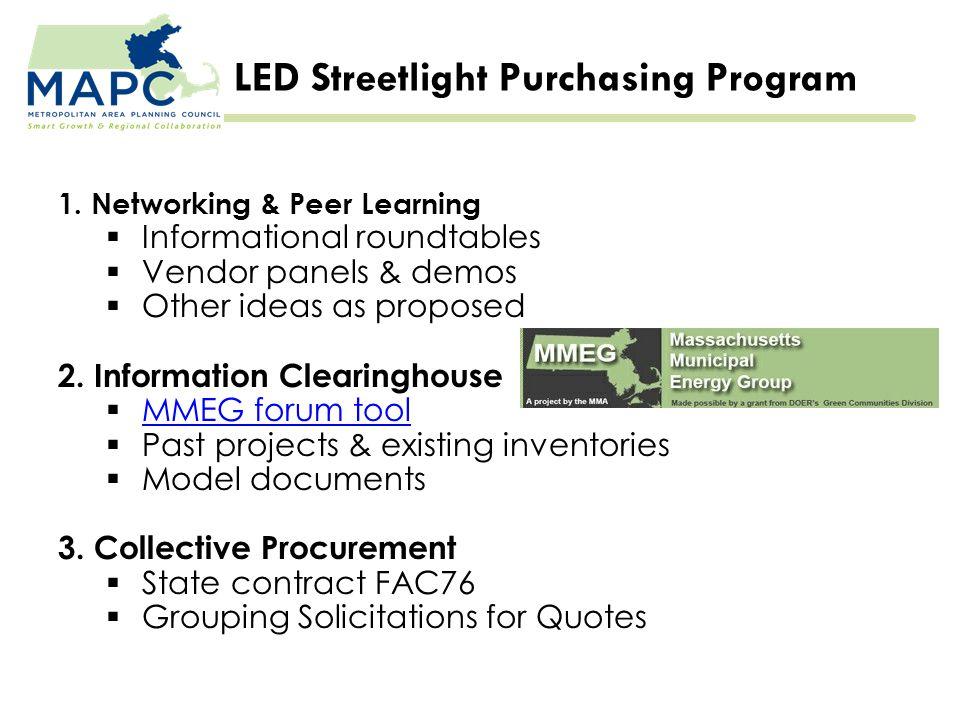 LED Streetlight Decision Process  Do you own your streetlights.