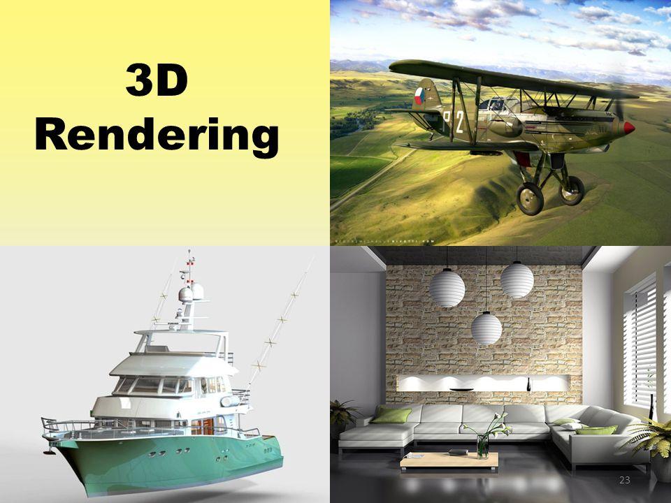 3D Rendering 23