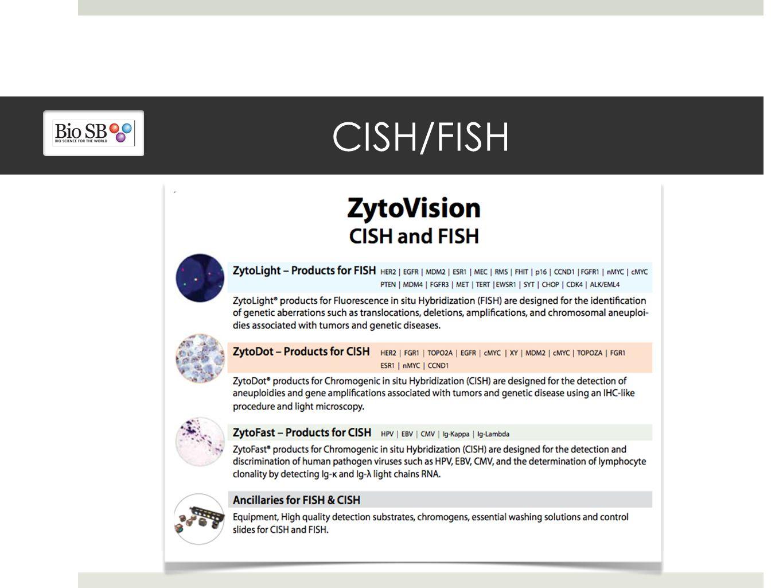 CISH/FISH