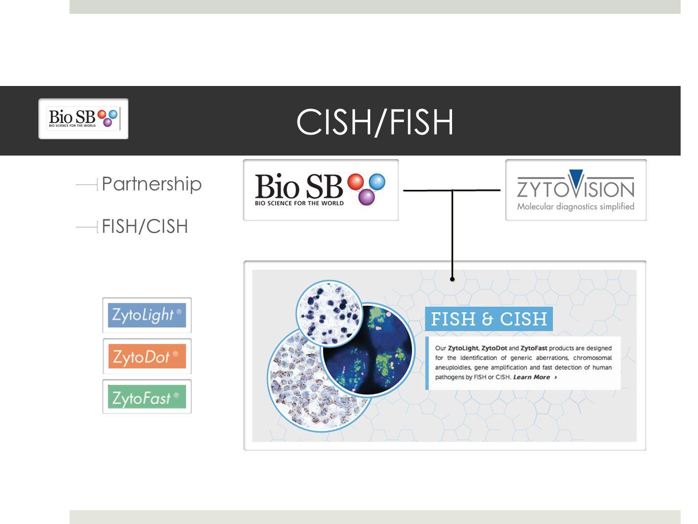 Partnership FISH/CISH