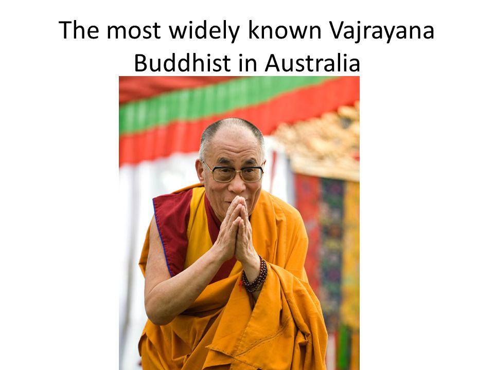 Vajrayana Buddhism comes to Australia in the 1970s