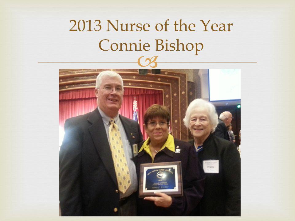  2010 Nurses of the Year Kay Lytle & Ellie Hunt