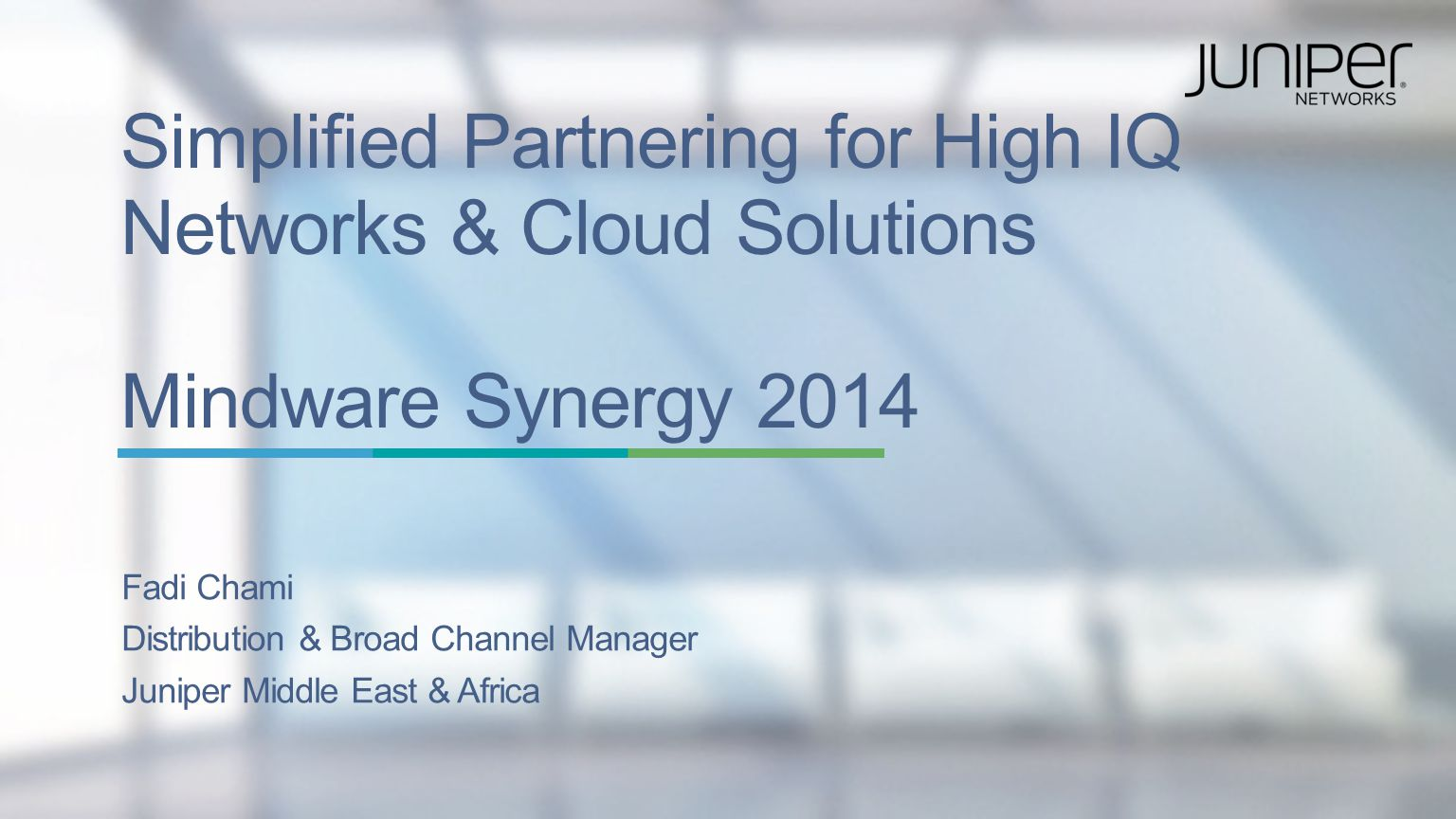 Copyright © 2014 Juniper Networks, Inc.