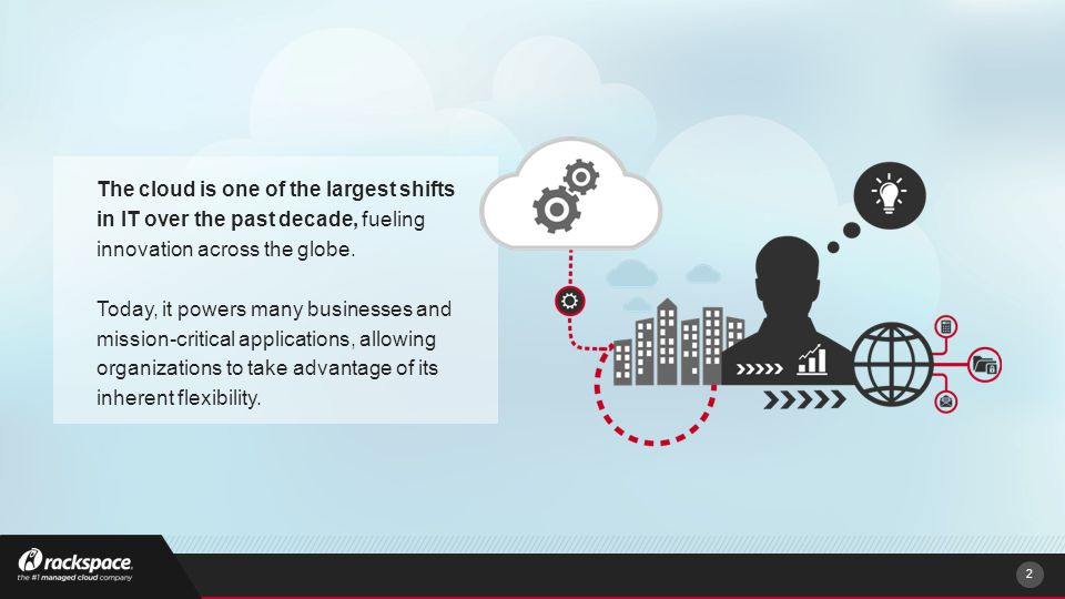 The cloud is one of the largest shifts in IT over the past decade, fueling innovation across the globe.