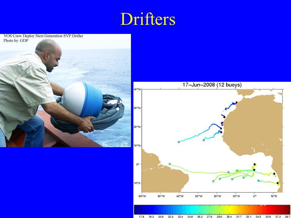 Drifters 30