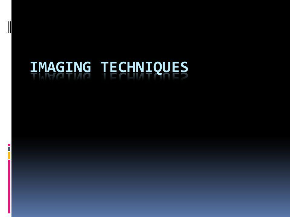 Imaging techniques  Fistulography  Endosonography  CT  MRI
