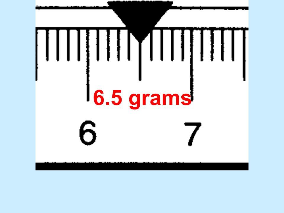6.5 grams