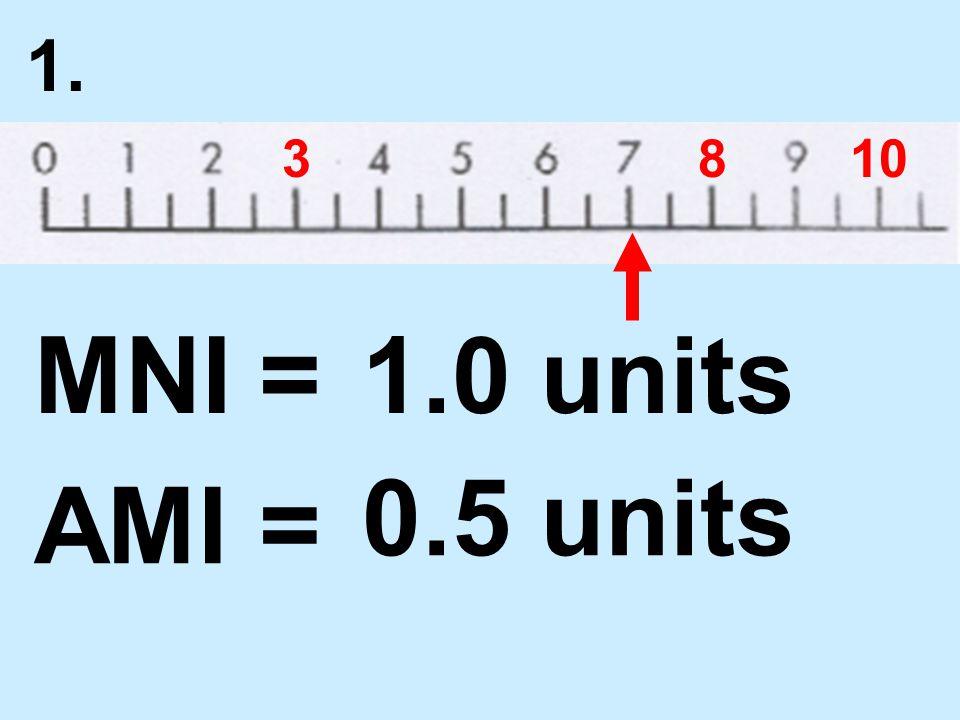 F 11. Volume = 12. Density = 40 cm 3 0.75 g/cm 3