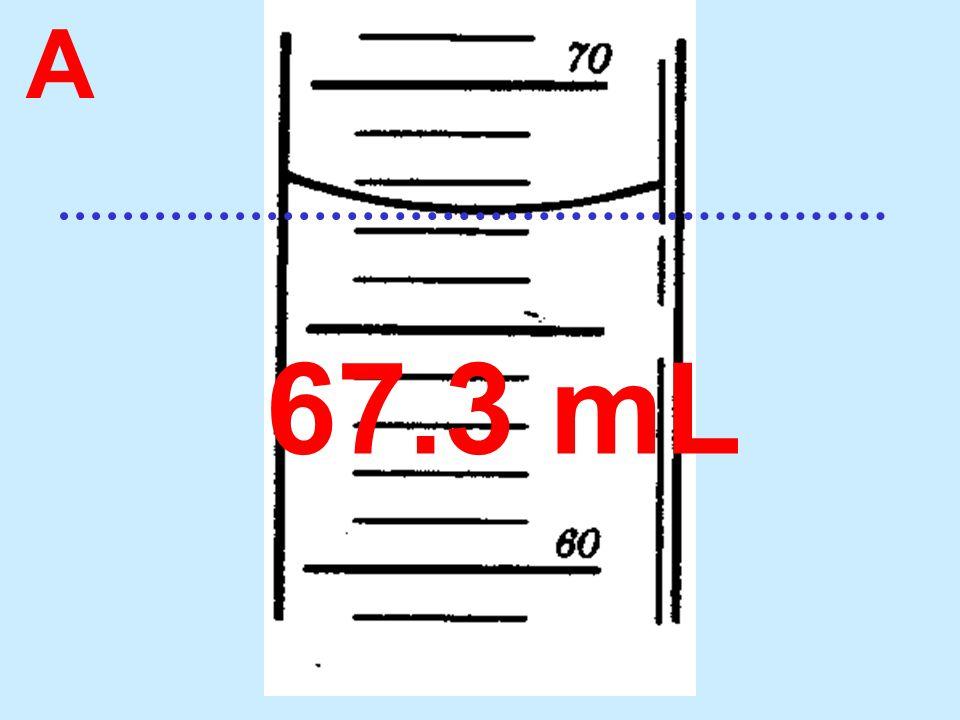 A 67.3 mL