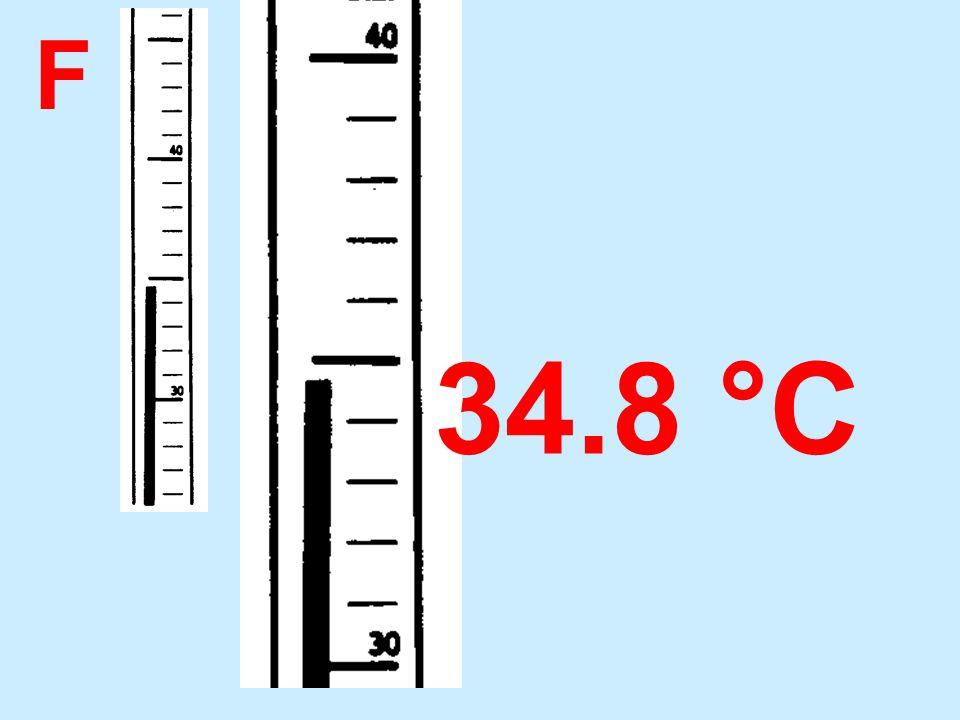 F 34.8 °C