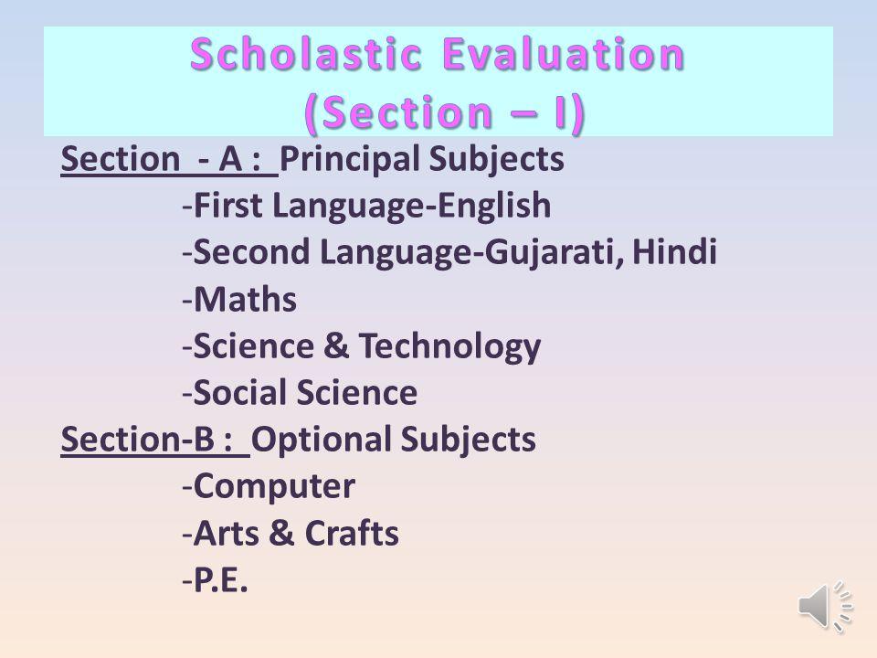 First SemesterSecond Semester FA -1FA-2SA-1FA-3FA-4SA-2 10 3010 30 50 100