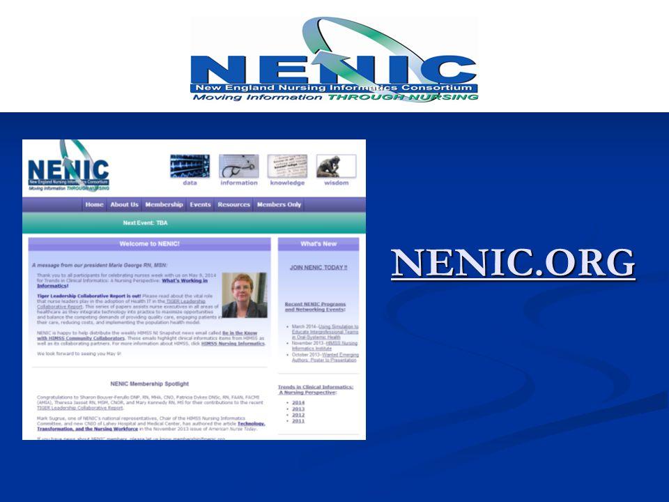 NENIC.ORG