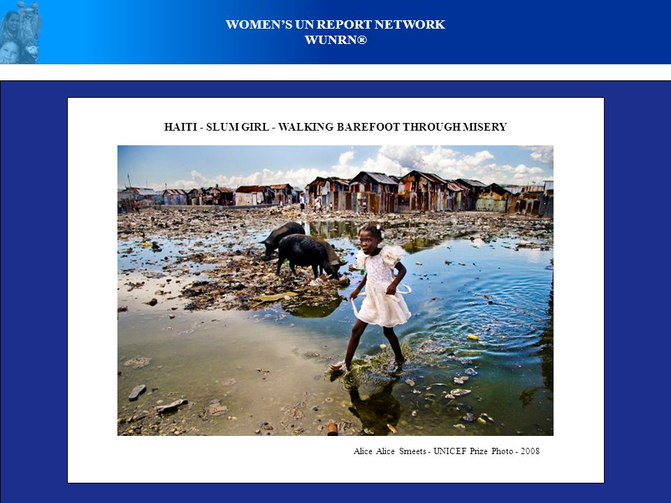 WOMEN'S UN REPORT NETWORK WUNRN® TO UNDERSTAND WOMEN & POVERTY *FOLLOW THE MONEY *FOLLOW THE POWER & PRIVILEGE *NOTE LAND & PROPERTY RIGHTS *CONSIDER GLOBALIZATION *SEE IMPACT OF AGRIBUSINESS *LOOK AT CORRUPTION MULTILEVEL *STUDY TRADE AGREEMENTS *SEE POLARIZATION OF THE POOR, SPREADING OF THE CLASSES *LOOK FOR HUMAN RIGHTS