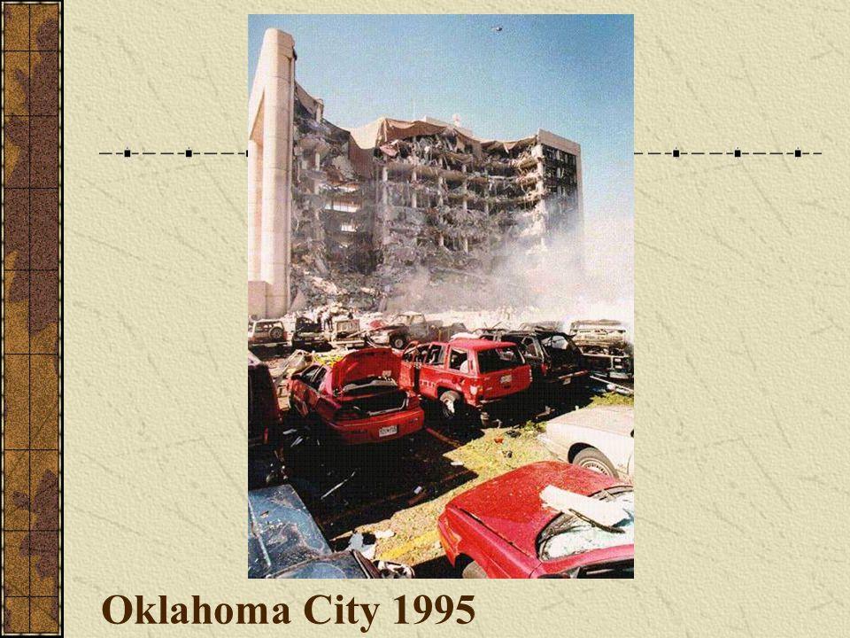 Oklahoma City 1995