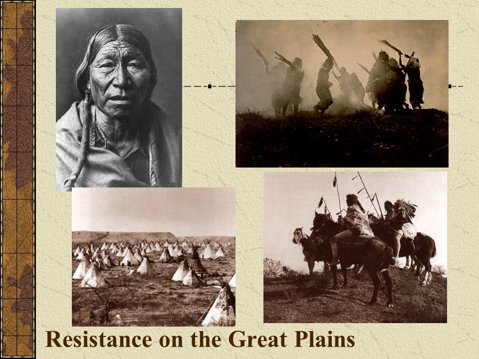 Resistance on the Great Plains