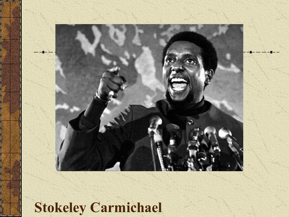 Stokeley Carmichael