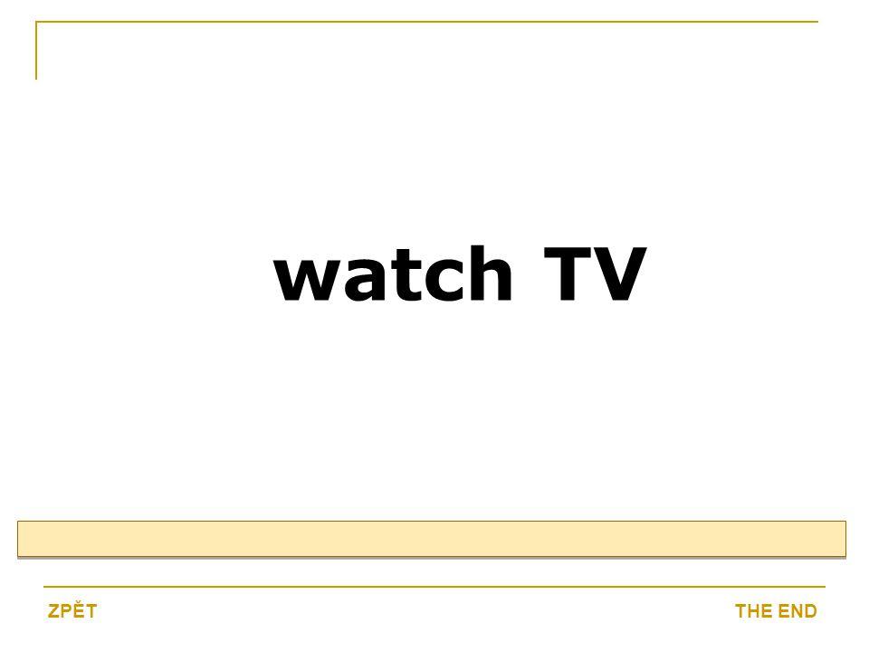 watch TV THE ENDZPĚT