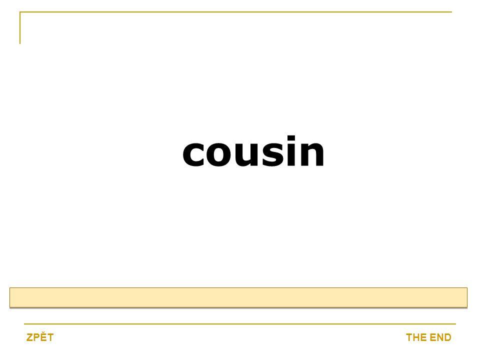 cousin THE ENDZPĚT