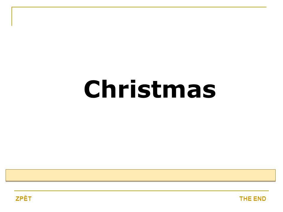 Christmas THE ENDZPĚT