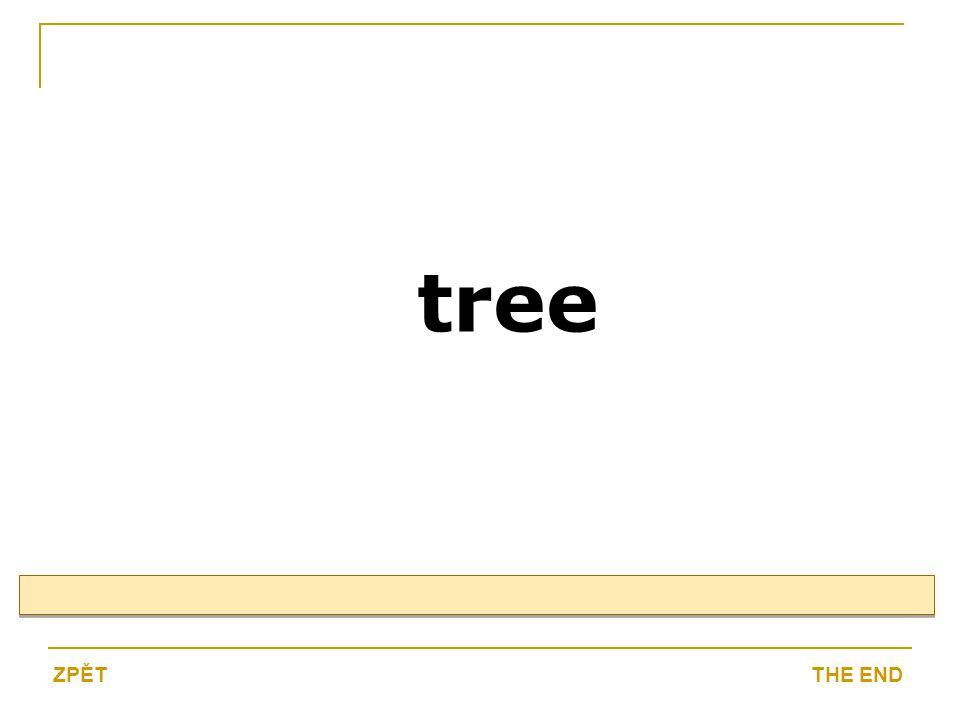 tree THE ENDZPĚT