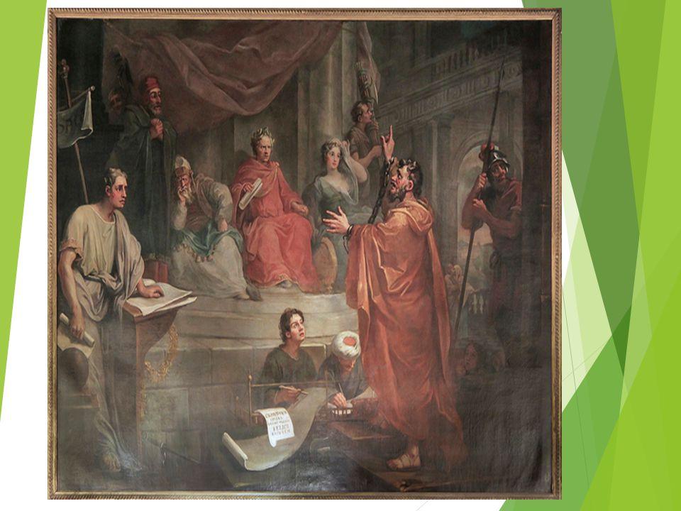 Emperor Claudius Pallas (brother of Felix) Felix