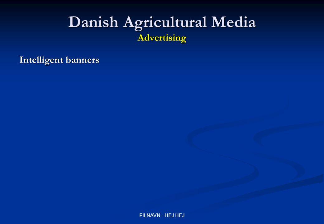 FILNAVN - HEJ HEJ Danish Agricultural Media Advertising Intelligent banners