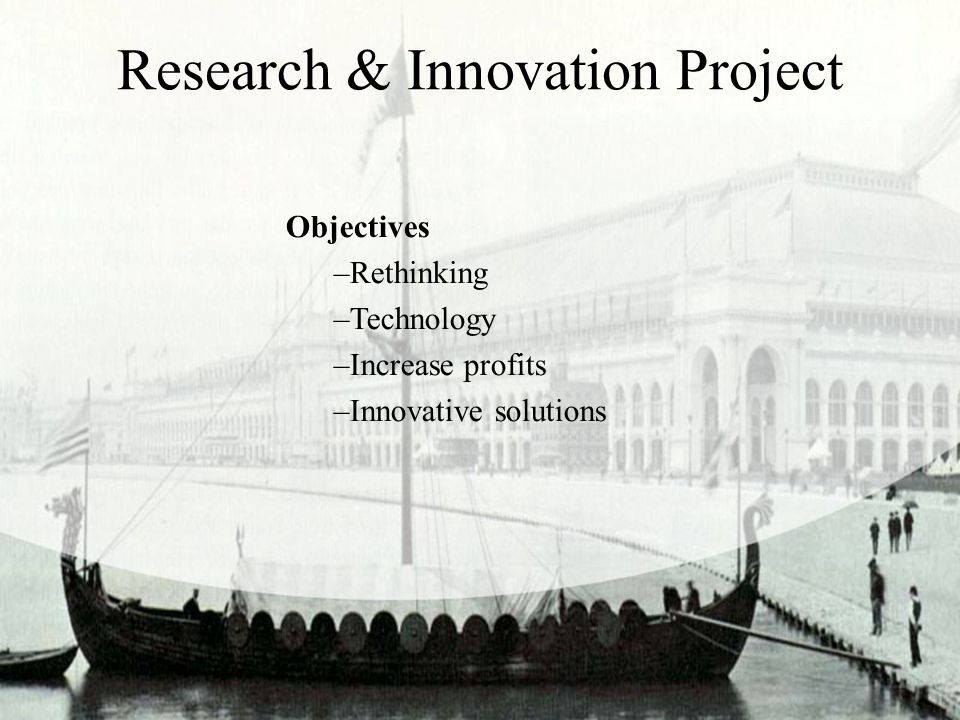 The Task Research: –Current technologies.–Current activities.