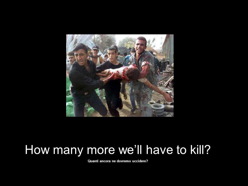 These violent boys just make you ill …. Questi bambini violenti possono solo fare del male ….