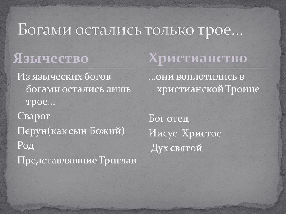 Языческие боги Св.Флор и Лавр, Св. Агафья, Св.