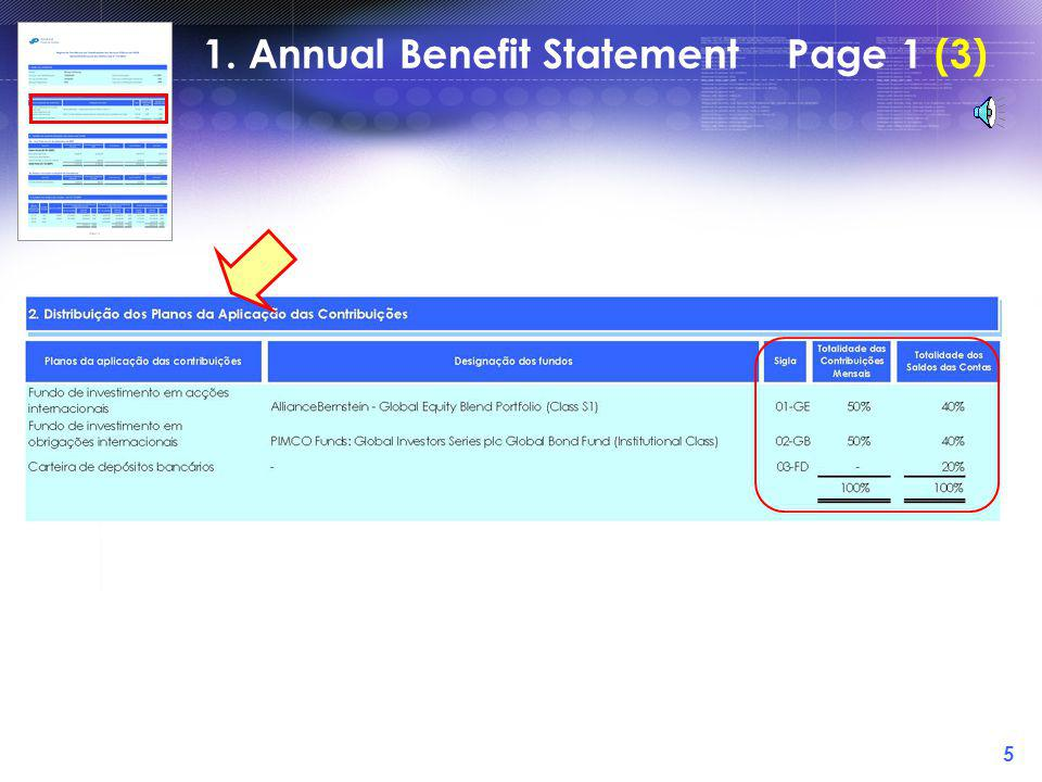 4 1. Annual Benefit Statement Page 1 (2)
